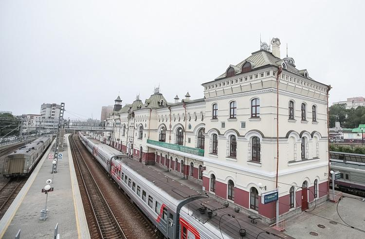 Новая электричка выйдет на маршрут в Приморье
