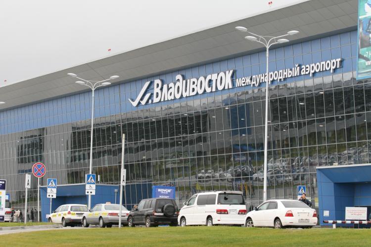 В аэропорту Владивостока задержан один из начальников