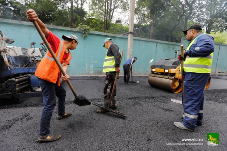 Подрядчики вышли на ремонт дорог по гарантиям