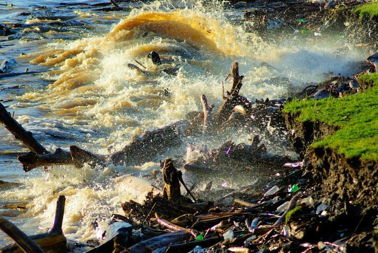 Мишустин поручил устранить опасности паводков на Дальнем Востоке