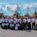В компани «Восточный Порт» отметили 47-летие образования Портового флота