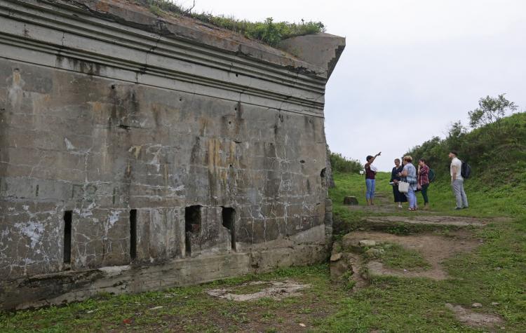 Два объекта Владивостокской крепости перешли в федеральную собственность