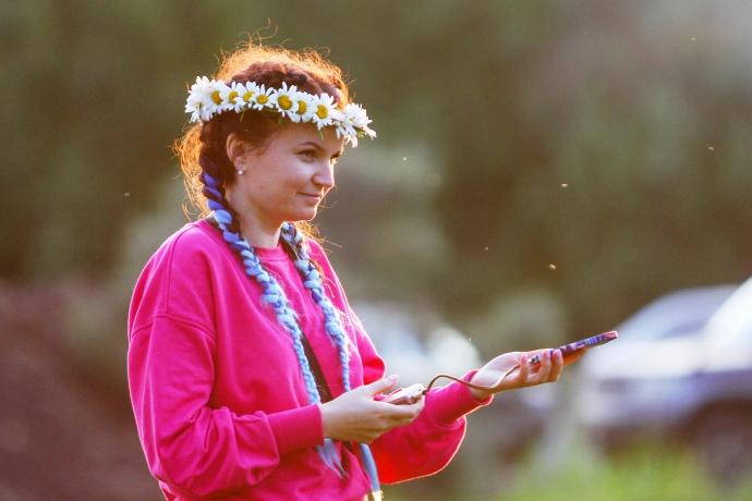 «Ноль косметики — идеал»: о слоях штукатурки и женской красоте рассказали новосибирцы