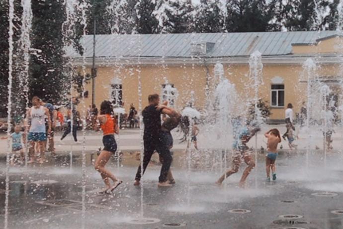 Красоту и стиль зеленых зон оценили любители прогулок в Новосибирске