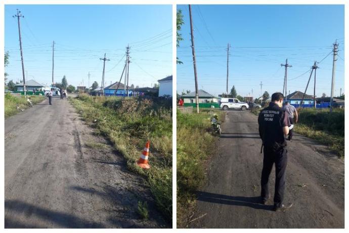 Трактор косил траву и убил ребенка в Новосибирской области