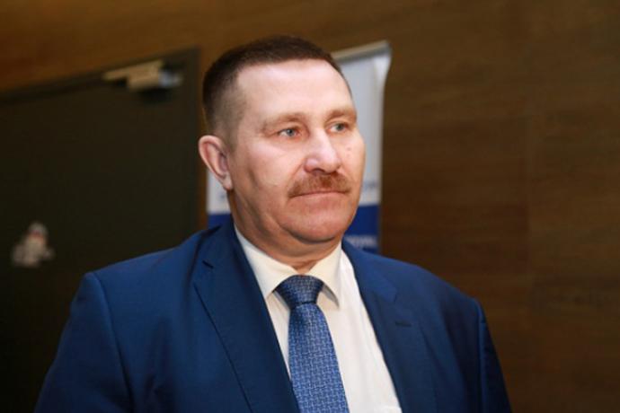Глава Баганского района Виктор Бамбух досрочно сложил полномочия