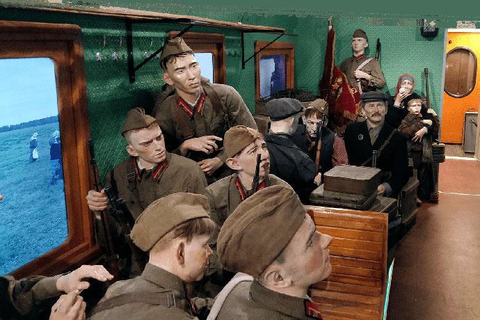 «Поезд Победы» прибывает в Новосибирск 12 августа – что внутри