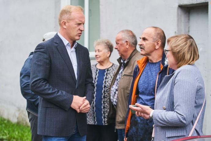 На дороги частного сектора Балластного карьера – 20 миллионов рублей