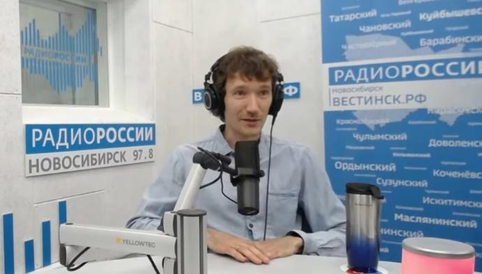 «Уши зайца торчат отовсюду»: новосибирский ученый заявил о рукотворности COVID-19