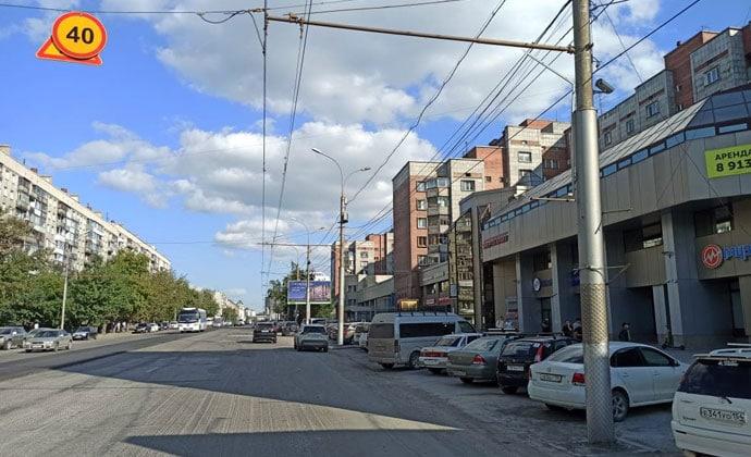 Парковки уберут ради полосы общественного транспорта на Вокзальной магистрали