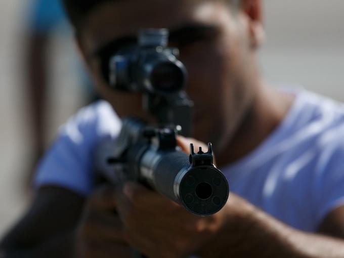 Пять человек ранены стрелком с улицы Лебедевского в Новосибирске