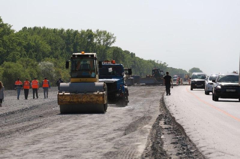 150 миллионов потратят на ремонт Ленинск-Кузнецкой трассы в следующем дорожном сезоне