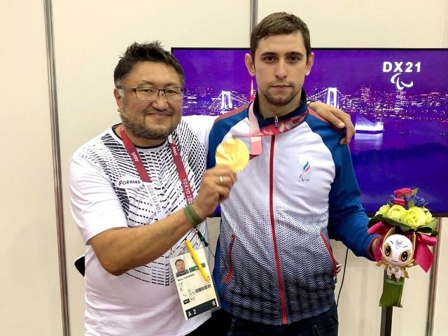 Вторая медаль за сутки: Максим Шабуров стал чемпионом Паралимпиады
