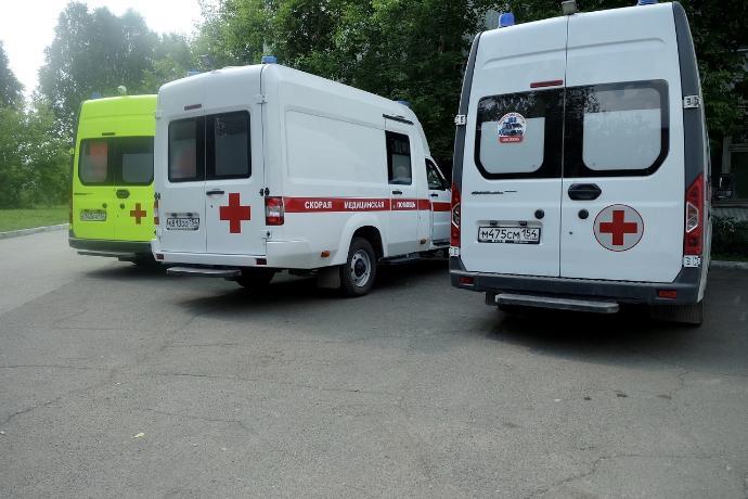 Более 80 автомобилей для больниц Новосибирска купят по нацпроекту