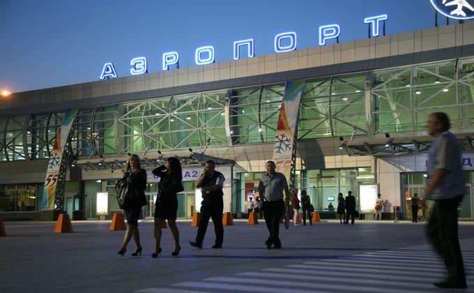Густой туман не дал приземлиться нескольким самолетам в Новосибирске