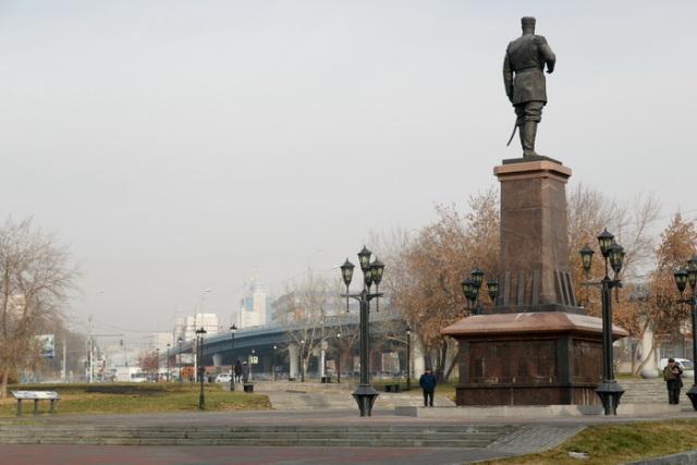 На площади Будагова в  Новосибирске планируют сделать новую систему водоотведения