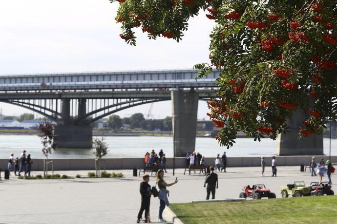Последнее дыхание лета: в Новосибирск возвращается 30-градусная жара в конце августа