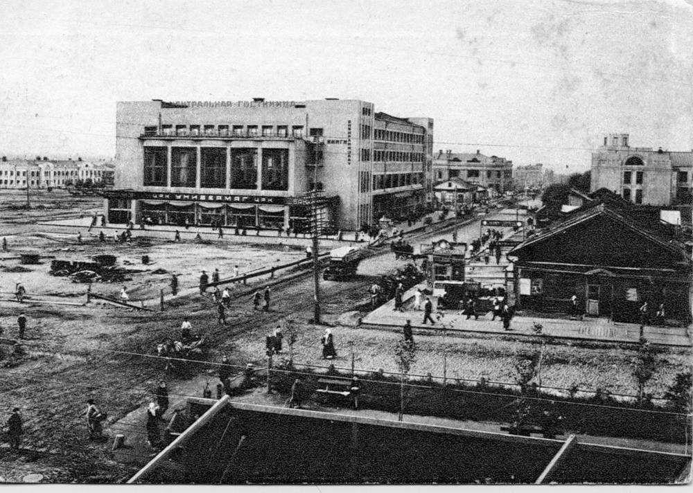 120 лет назад Новосибирск впервые назвали сибирским Чикаго