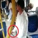 Пассажира с ножом из автобуса №95 арестовали на 2 месяца за хулиганство