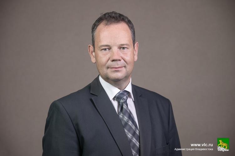 Сергей Дмитриенко назначили первым заместителем главы мэрии Владивостока