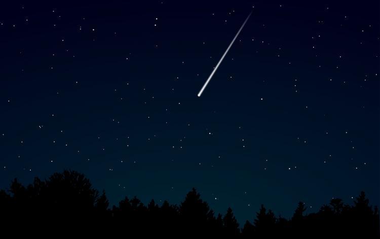 Приморцы смогут увидеть звездопад в ночном небе