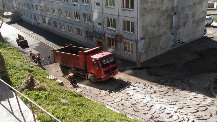 Названы улицы, которые отремонтируют в этом году во Владивостоке