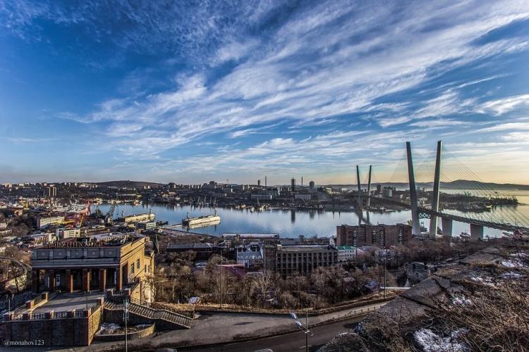 Кабмин направит более 1 млрд рублей на обустройство Владивостока