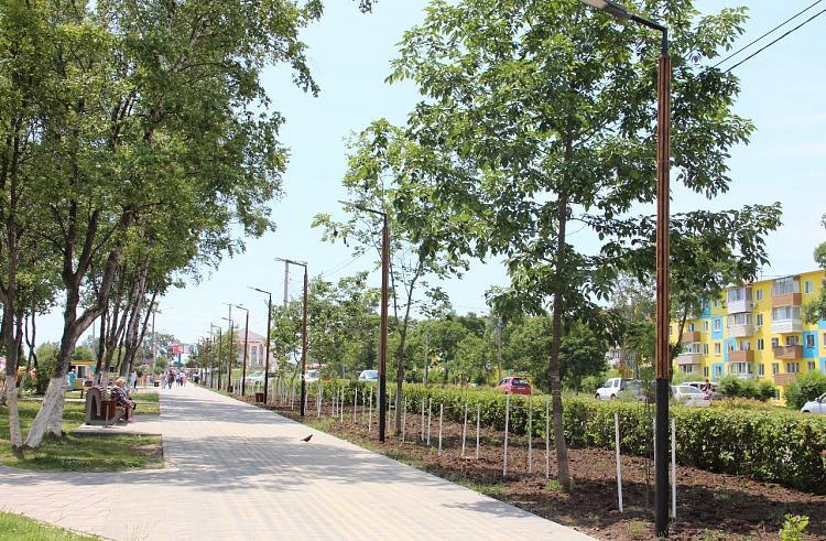 В Приморье привели в порядок 10 парков и скверов