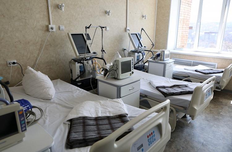 Минздрав России: больше 98% госпитализированных не вакцинированы