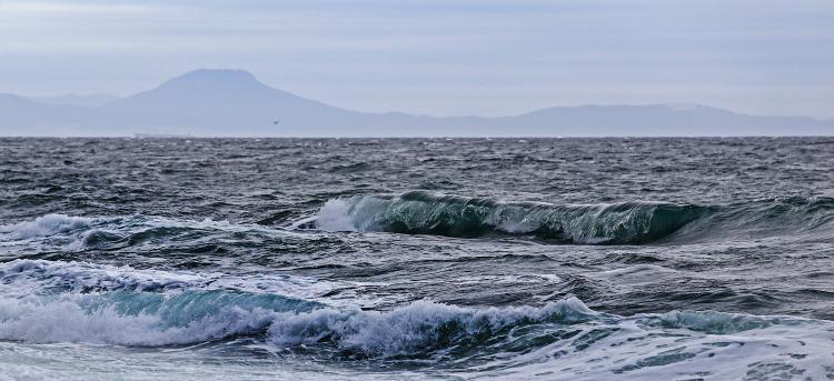 Убегали с пляжей: в Приморье уровень воды поднялся до критических значений