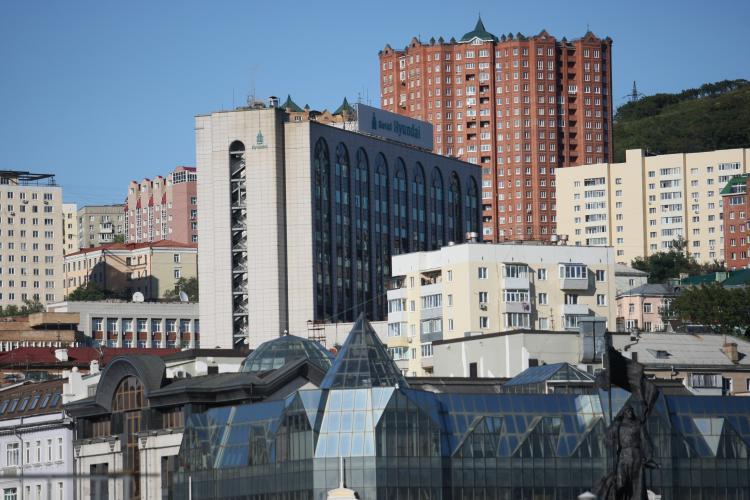 За неделю в Приморье сдали 26 отремонтированных многоквартирных домов