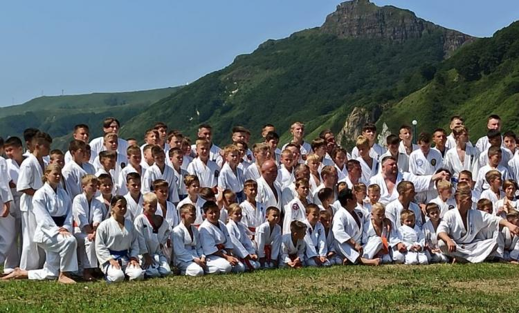 АО «Восточный порт» собрал в лагере «Шепалово» дальневосточных спортсменов