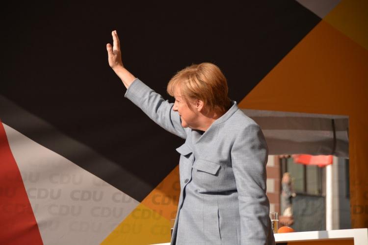 Меркель последний раз посетит Москву в ранге канцлера ФРГ