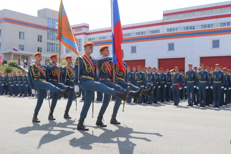 Приморские курсанты готовятся принять присягу
