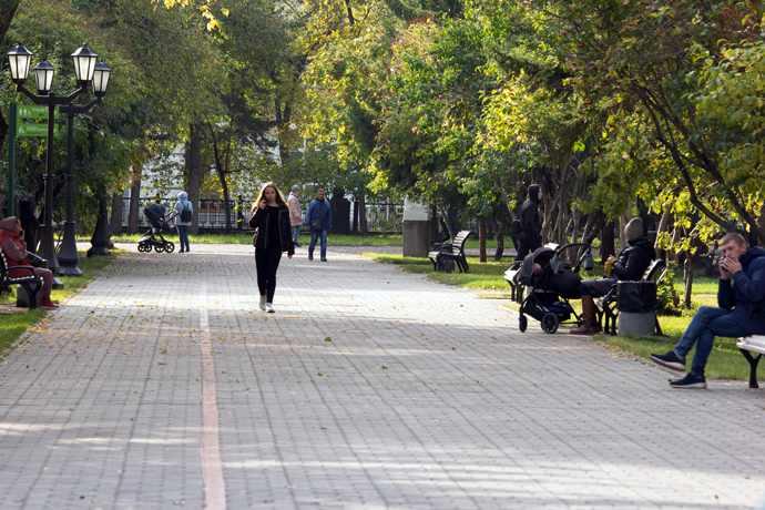 В Сибири бабье лето-2021 синоптики перенесли на октябрь