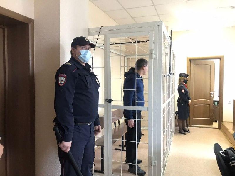 Приговор за убийство начальника выслушал бывший рабочий Чкаловского завода