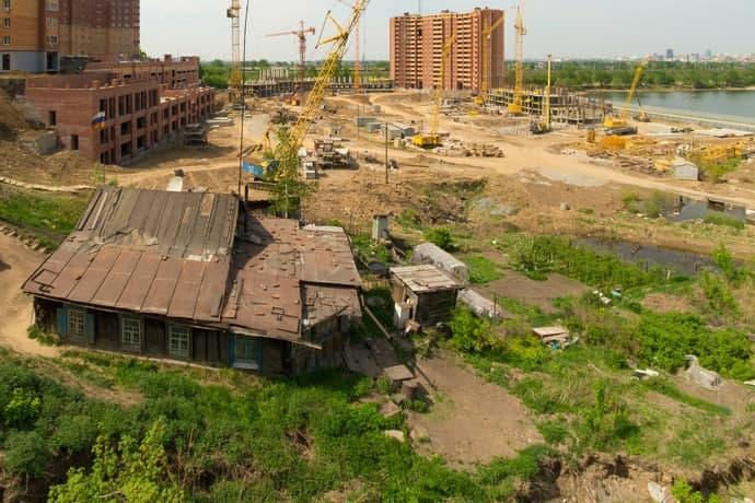 Первый транш 700 млн рублей на расселение из аварийного жилья поступил в регион