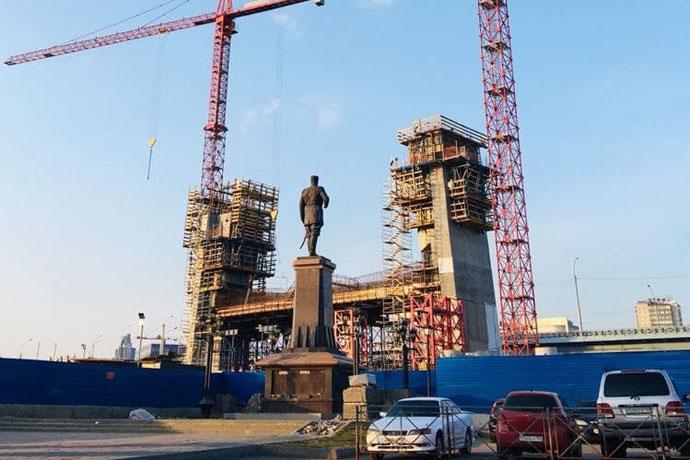 Перекроют на месяц Ипподромскую магистраль в Новосибирске из-за работ на теплотрассе
