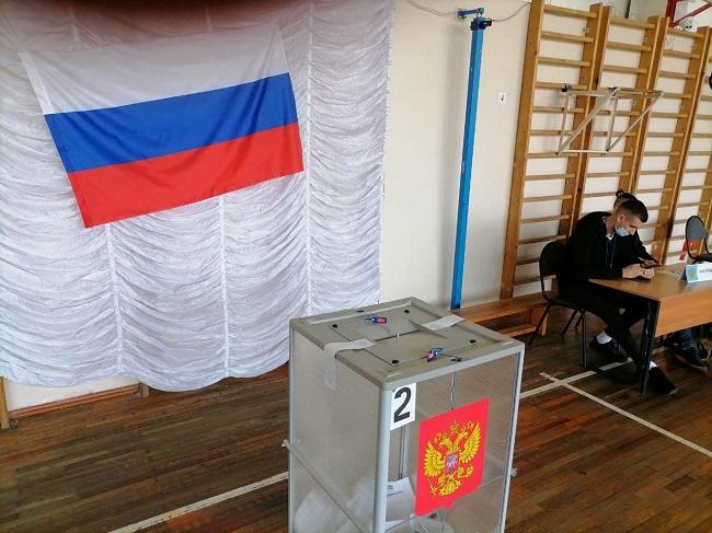 Названы районы Новосибирской области, лидирующие по явке на выборах в Госдуму РФ