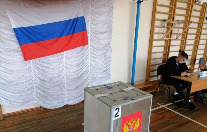 Выборы в Государственную Думу 2021 в Новосибирской области прошли без грубых нарушений и вбросов