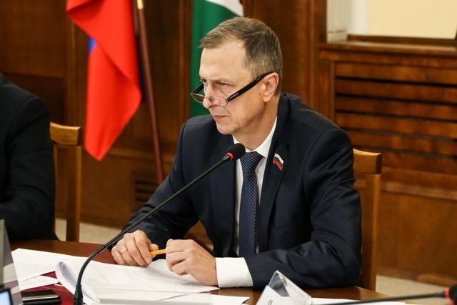 Денис Субботин стал председателем аграрного комитета Заксобрания Новосибирской области
