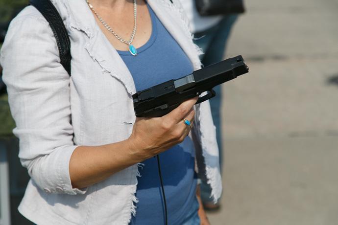 Сколько оружия на руках у жителей Новосибирской области