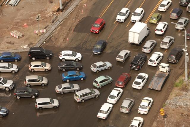 Широкие дороги не разгрузят пробки в Новосибирске – считает чиновник мэрии