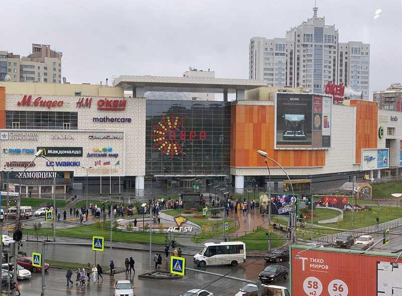 Крупнейшие ТРЦ Новосибирска вернулись к привычному режиму работы