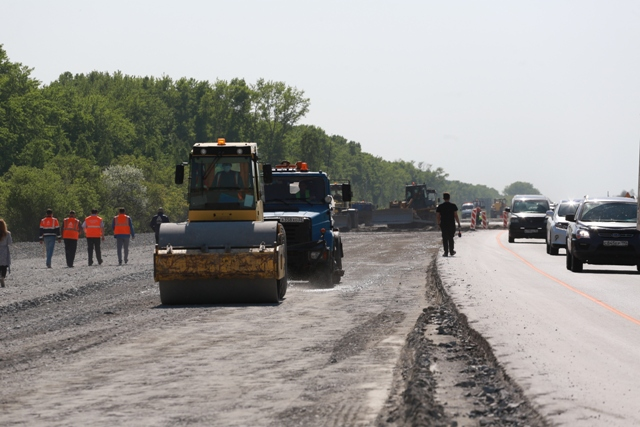 Конкурс на ремонт четырех дорог объявило ТУАД Новосибирской области
