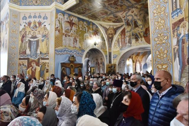 Губернатор поздравил новосибирцев с днем памяти Александра Невского