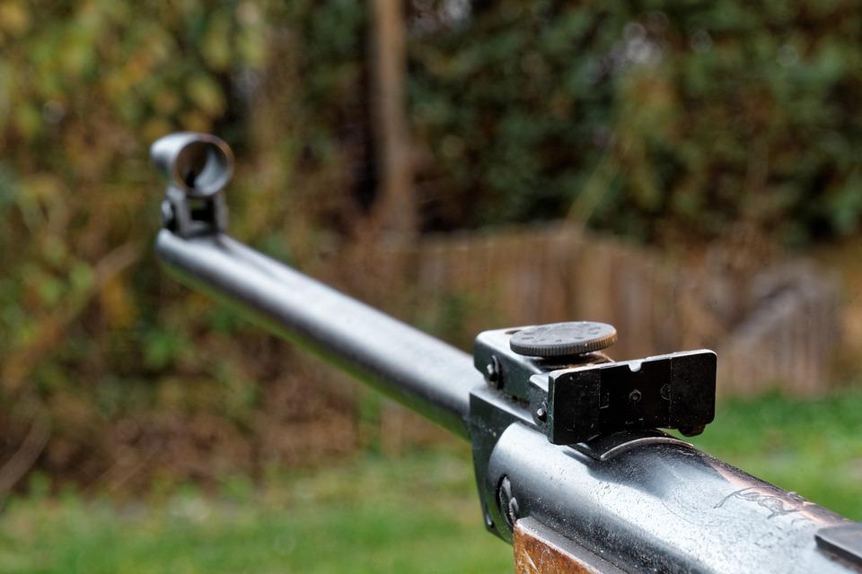 Подросток выстрелил себе в голову найденной на улице винтовкой