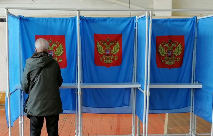 Почти 30% - явка на выборах в Госдуму в 15.00 по Новосибирской области 19 сентября