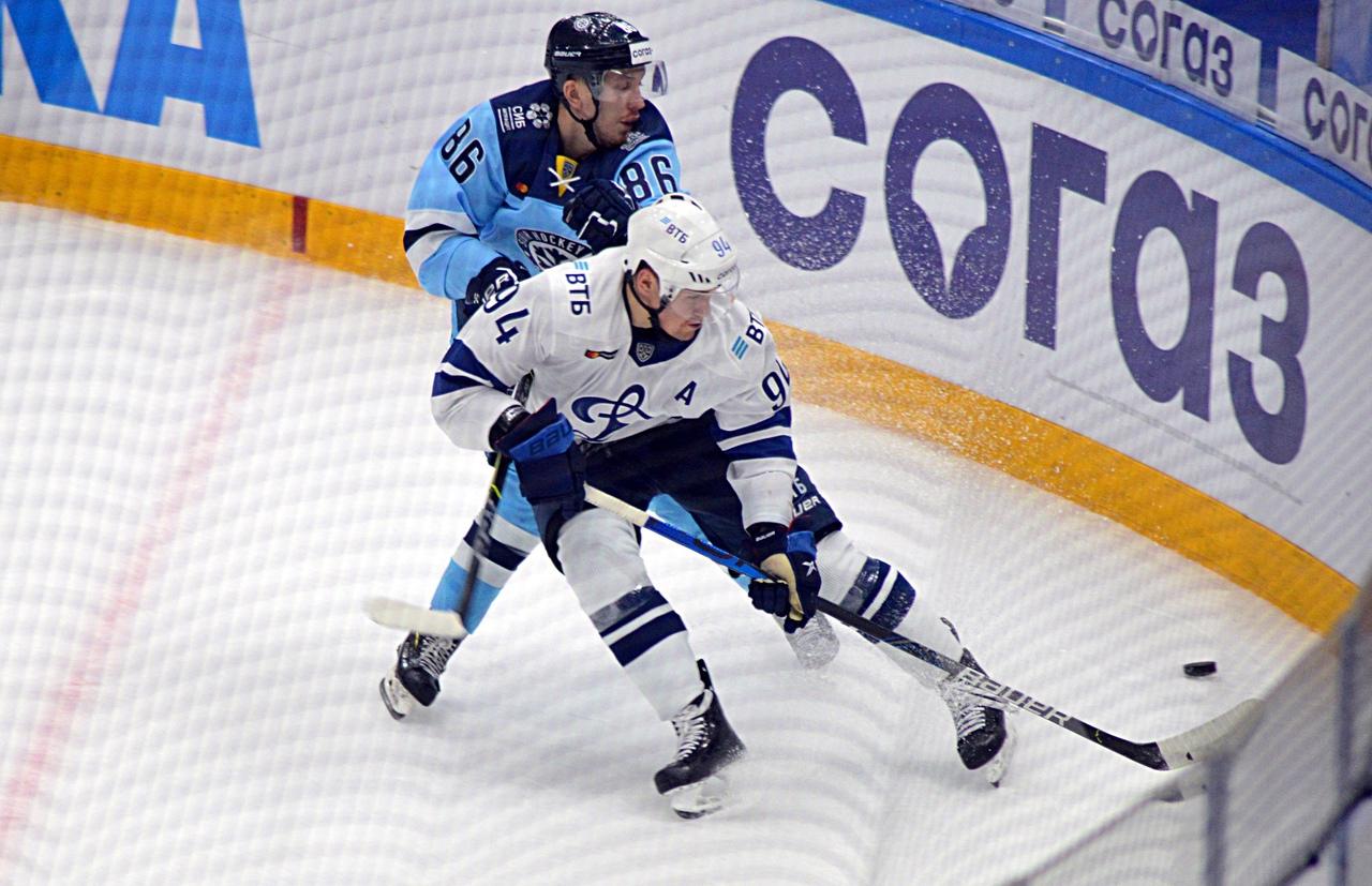 ХК «Сибирь» потерпел второе поражение на старте сезона