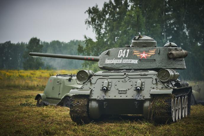 День танкиста – какого числа в 2021 году